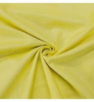 Voile yellow cream