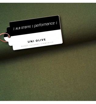 Performance Activewear Jersey olive