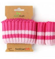 Strickbündchen Cuff Me Cozy Stripes 7