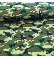 Jersey Camouflage grün