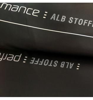 Performance Activewear Bund schwarz