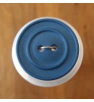 Ökoknopf 23 mm petrol