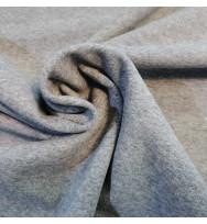 Bündchen breit grey melange