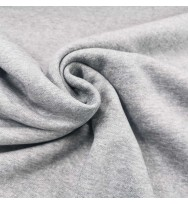 Kuschelsweat grey melange
