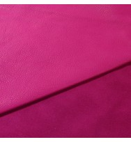Nappaleder purpur