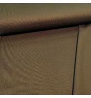 Doubleface-Strick-Interlock trüffel