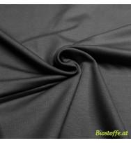 Stretch-Kuschelsweat dunkelgrau