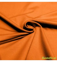 Stretch-Kuschelsweat warmes orange