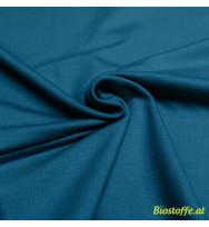 Stretch-Kuschelsweat blau