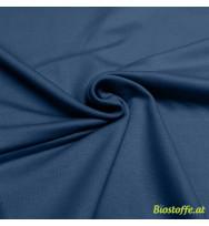 Stretch-Kuschelsweat indigo
