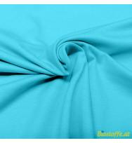 Reststück 55 cm Jersey pastelltürkis