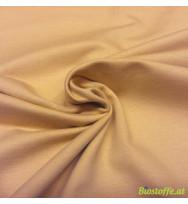 Reststück 39 cm Jersey cream
