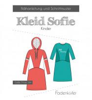 Schnittmuster Fadenkäfer Kinderkleid Sofie