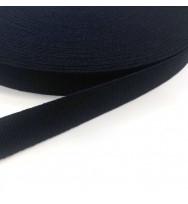 Gurtband 30 mm dunkelblau