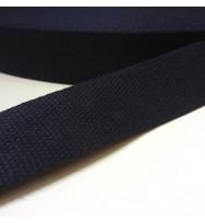 Gurtband 40 mm dunkelblau