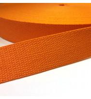 Gurtband 40 mm orange