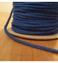Kordel 4 mm blau