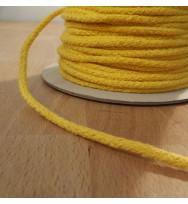 Kordel 4 mm gelb