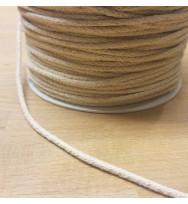 Kordel 4 mm natur
