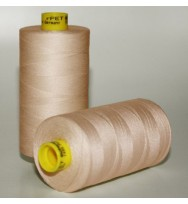 Nähgarn Recycling-Polyester 1000 m - beige 186