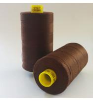 Nähgarn Recycling-Polyester 1000 m - braun 694