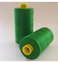 Nähgarn Recycling-Polyester 1000 m - grün 396