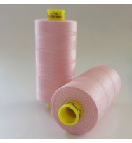 Nähgarn Recycling-Polyester 1000 m - rosa 659