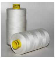 Nähgarn Recycling-Polyester 1000 m - weiß 800