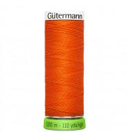 Nähgarn rPET 100 m - orange 351