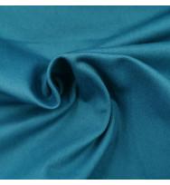 Stretch-Feintwill rauchblau