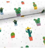 Popeline Cactus Cuties