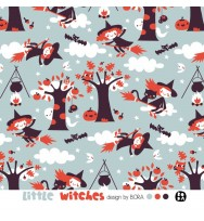 Popeline Little Witches