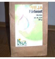 Stoff-Färbeset Baumwolle/Leinen olivgrün