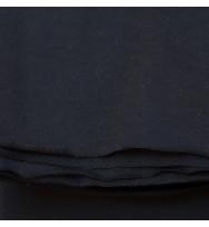 Tencel-Sommersweat black