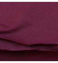 Tencel-Sommersweat maroon