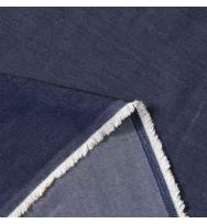 Alva Light Chambray dark blue