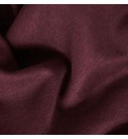 Tencel-Two-Face Coda Interlock maroon