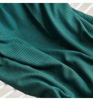 Derby Ribbed Tencel-Jersey emerald