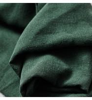 Mara Soft Canvas Tencel/Leinen deep green