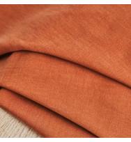 Sera Webstoff Tencel/Baumwolle rust
