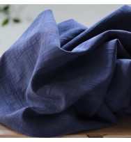 Tencel-Grunge-Jacquard blueberry