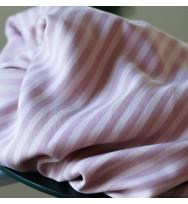 Tencel-Stripe-Twill puff
