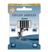Organ Jeansnadeln Set, 5 Stück