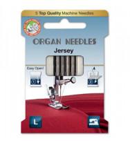 Organ Jerseynadeln 90/14, 5 Stück