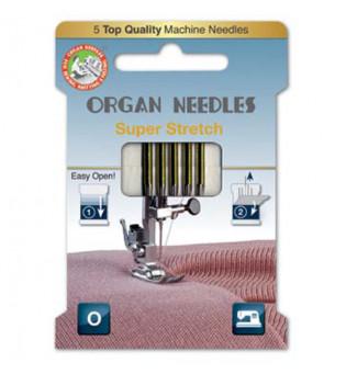Organ Super Stretch-Nadeln Set, 5 Stück