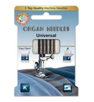 Organ Universalnadeln 80/12, 5 Stück
