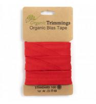 Jersey-Schrägband 3 m red