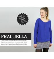 Schnittmuster Frau Jella
