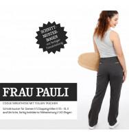 Schnittmuster Frau Pauli