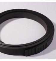 SnapPap Streifen schwarz